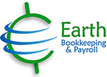 Earth Bookkeeping & Payroll Logo